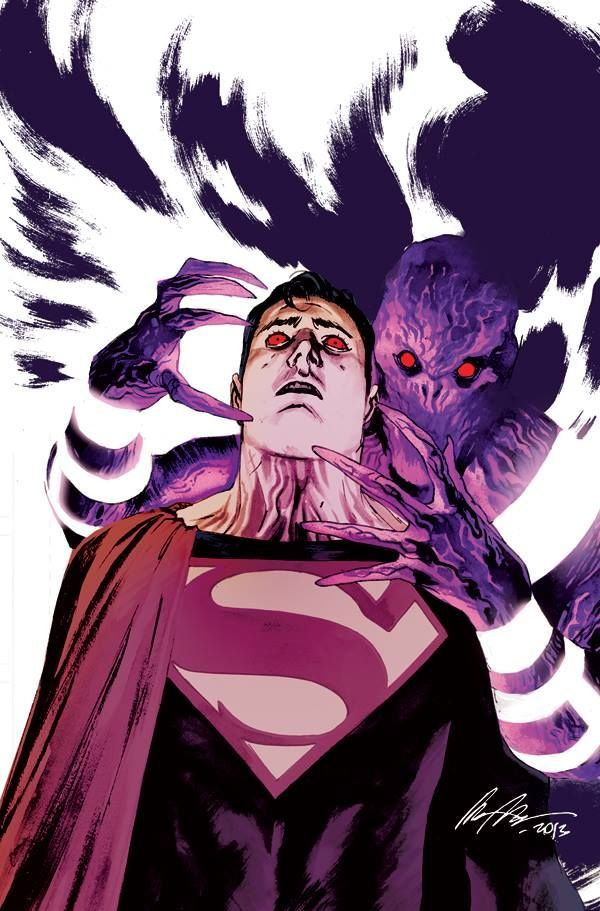 Superman Parasite >> Superman Vs The Parasite Rafael Albuquerque Comic Book