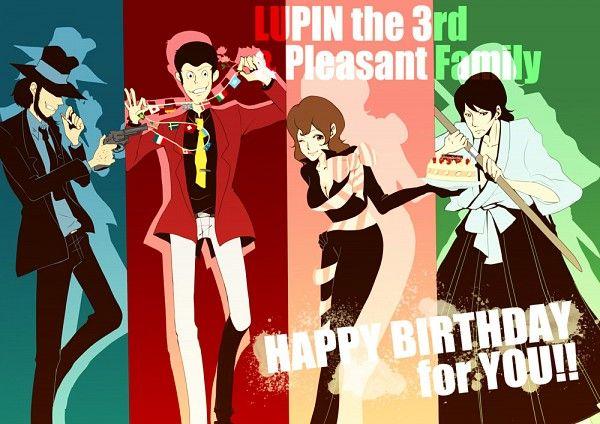 Lupin III anniversaire