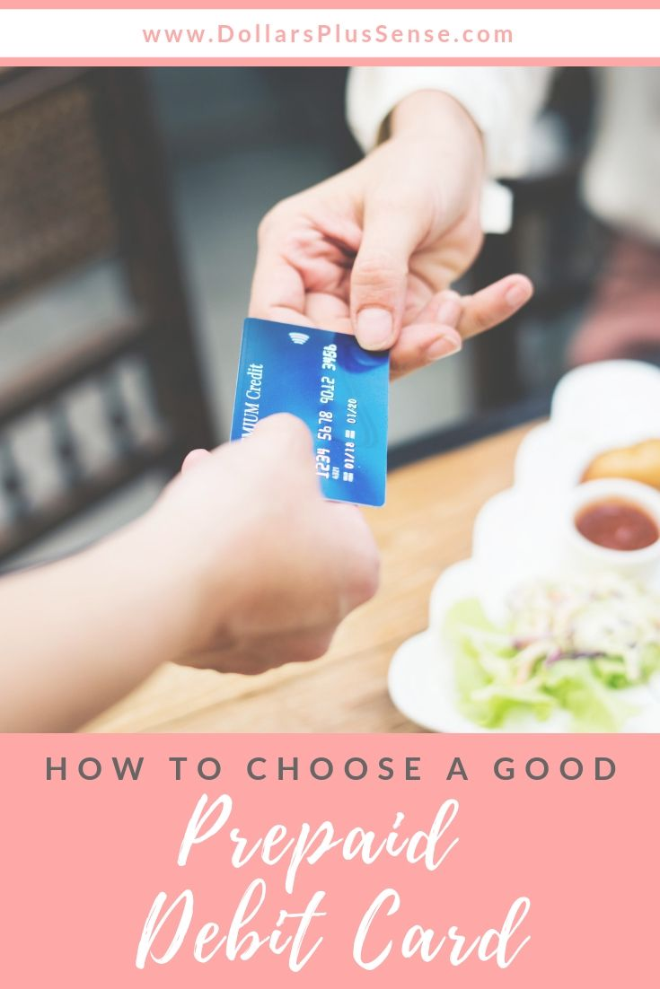 How to choose good prepaid cards prepaid debit cards