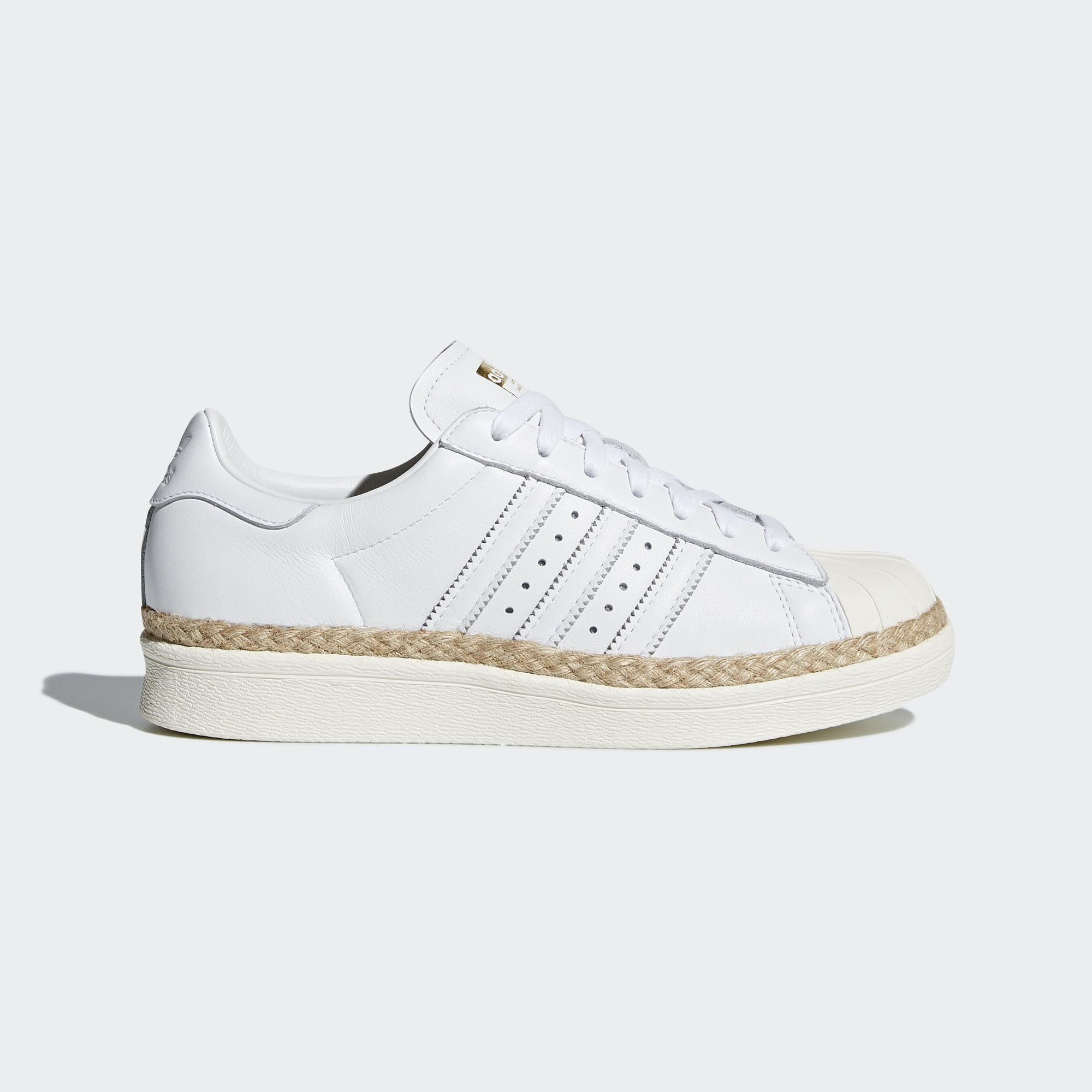 Best price on the market at italist | Adidas Adidas Superstar 80 S New Bold Sneakers