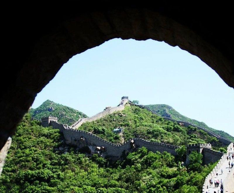 Badaling great wall changling tomb sacred way private day tour