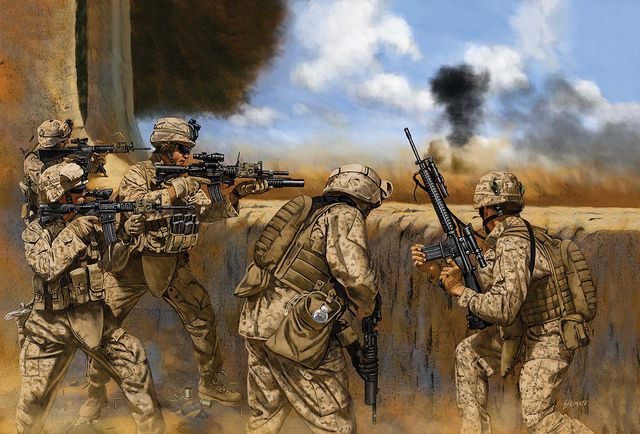 Guerre moderne by #Osprey publishing