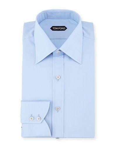 9cfa3e33c2b Slim-Fit Classic Dress Shirt