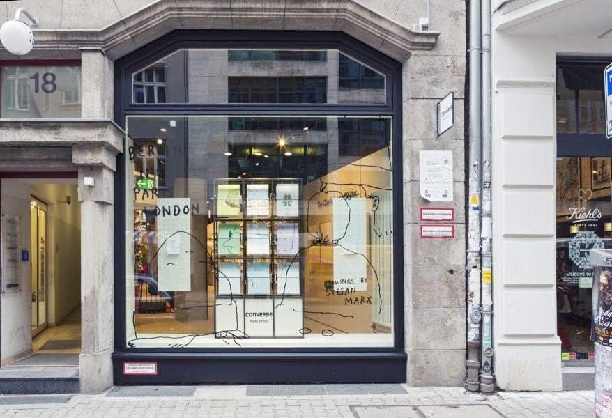 Just Around The Corner From Indoor Marheineke Market Hall In Berlin Kreuzberg A Beautiful New Stationery Store Has Opened Its Doors