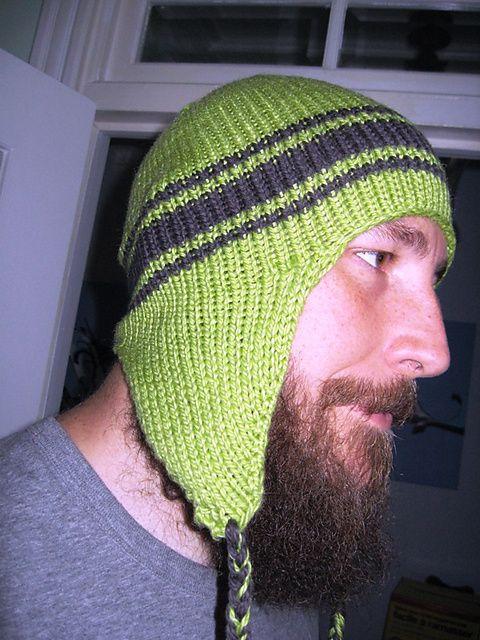 Ravelry: Basic Ear Flap Hat pattern by Jana Falls ...