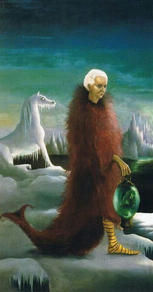 Max ernst 1938, leonora carrington.