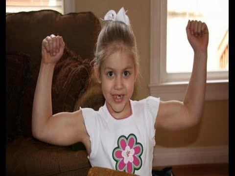 Youtube Muscle Girl