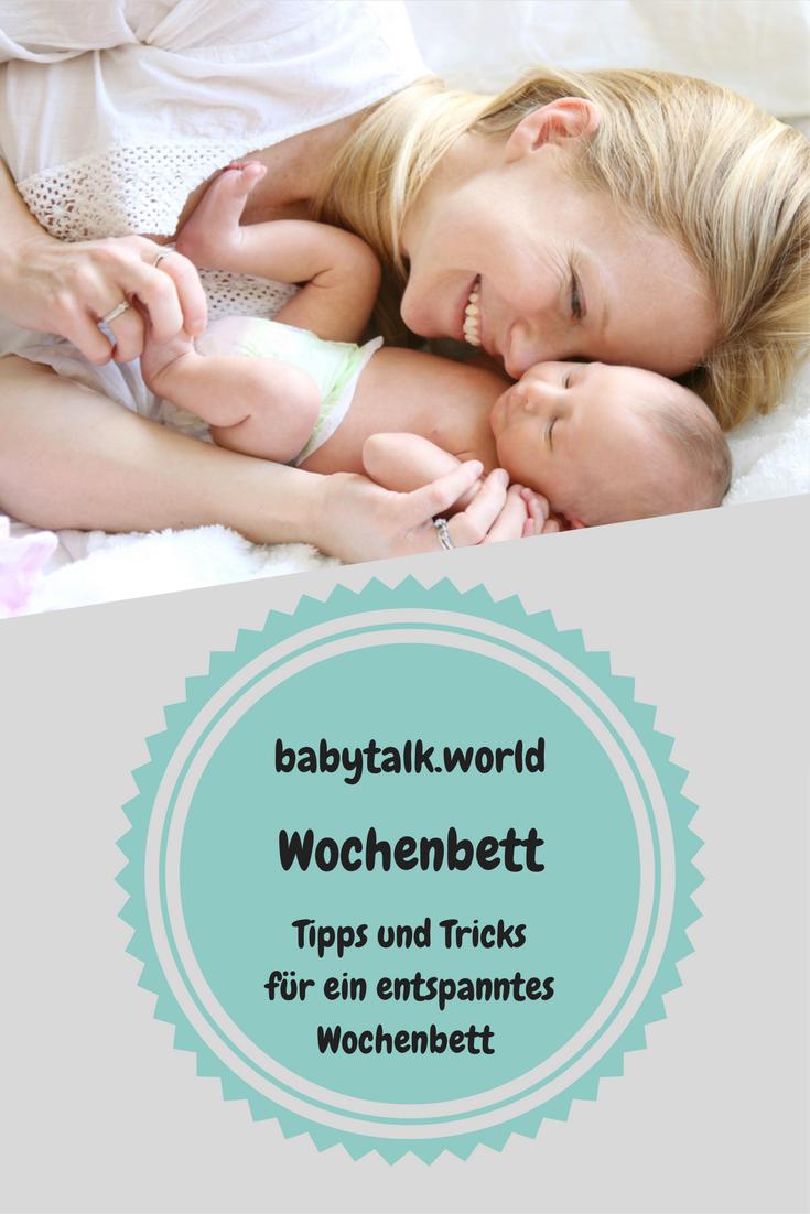 Wochenbett: Tipps für die ersten 8 Wochen mit dem Baby | Wochenbett, Baby ratgeber, Tipps