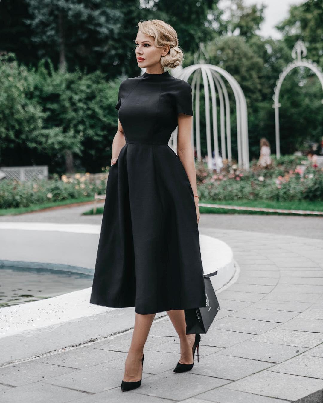 Женщина роскошна в двух случая   Платья, Модные стили, Модные образы