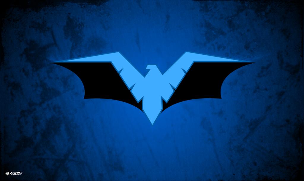 Nightwing Logo Nightwing Batman Dojo Design