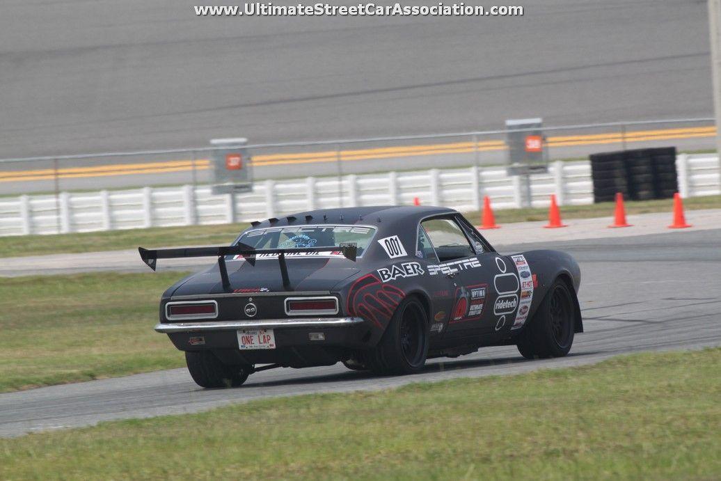 James Shipka's 1967 #onelapcamaro at the 2014 #DriveUSCA event at Daytona #autocross