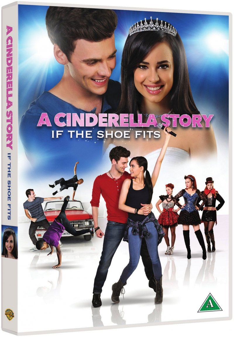 A cinderella story if the shoe fits usa 2016 a