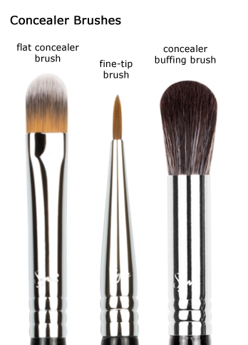 introduction to brushes  makeup concealer brush makeup