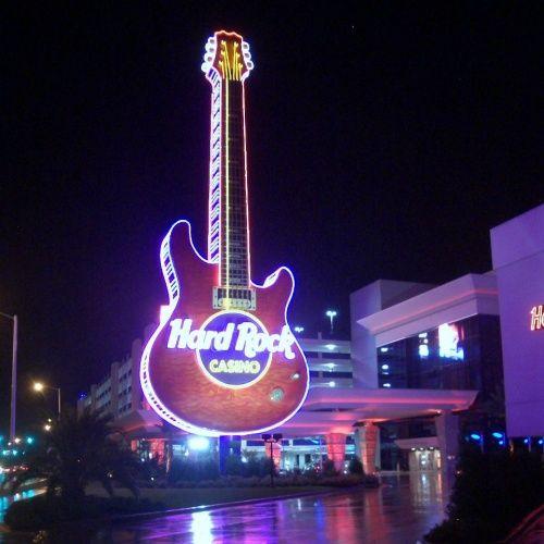 Hard Rock Hotel Casino 777 Beach Blvd Biloxi Ms 39530