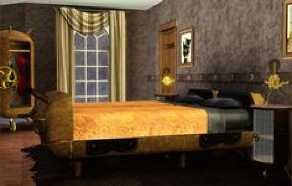 48 Steampunk Bedroom Decorating Ideas For Your Room Stylish Awesome New Look Home Design Style