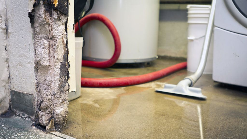 How to waterproof your basement flooded basement wet