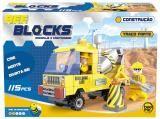 Bee Blocks Traço Forte 115 Peças - Bee Me Toys