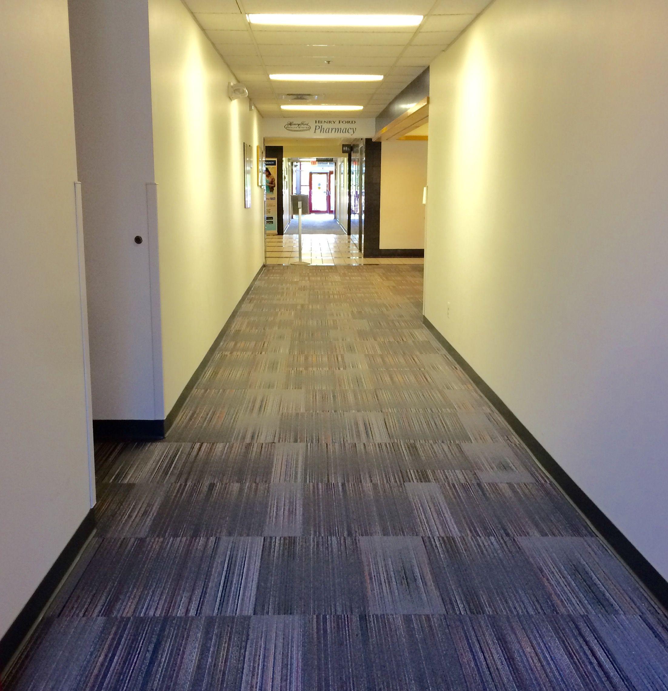 Intermix Tile Color 57 Blend Carpet Tiles Hardwood Floors Public Space