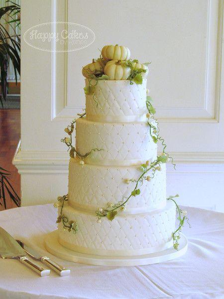 Renee Conner Cake Design Derry Nh Wedding Pumpkin Cakes White Pumpkins