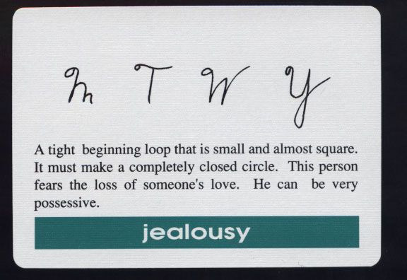 an overview of peoples jealousy and an analysis and definition found in the psychology Jealousy as a complex of thoughts, feelings and actions influences the behavior of people but by trying to control it, jealousy can bring the positive side to the relationships when jealousy becomes intense and unreasonable it can cause serious damages to the relationship.