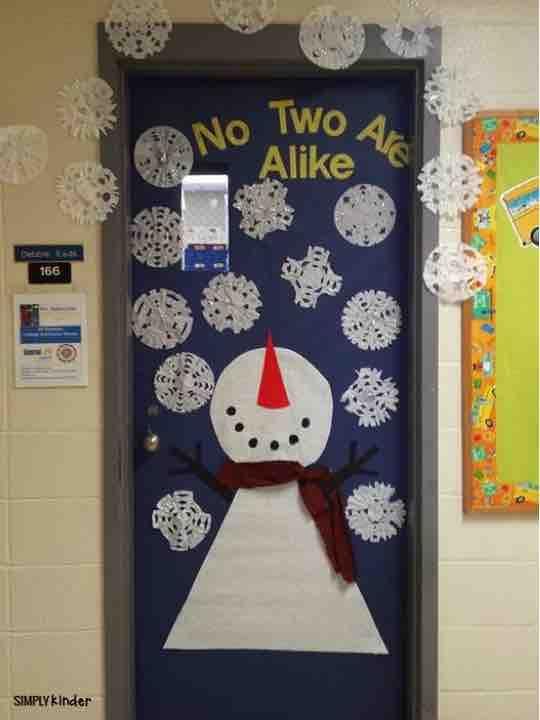 Kindergarten Activities For December Bulletin Boards Christmas