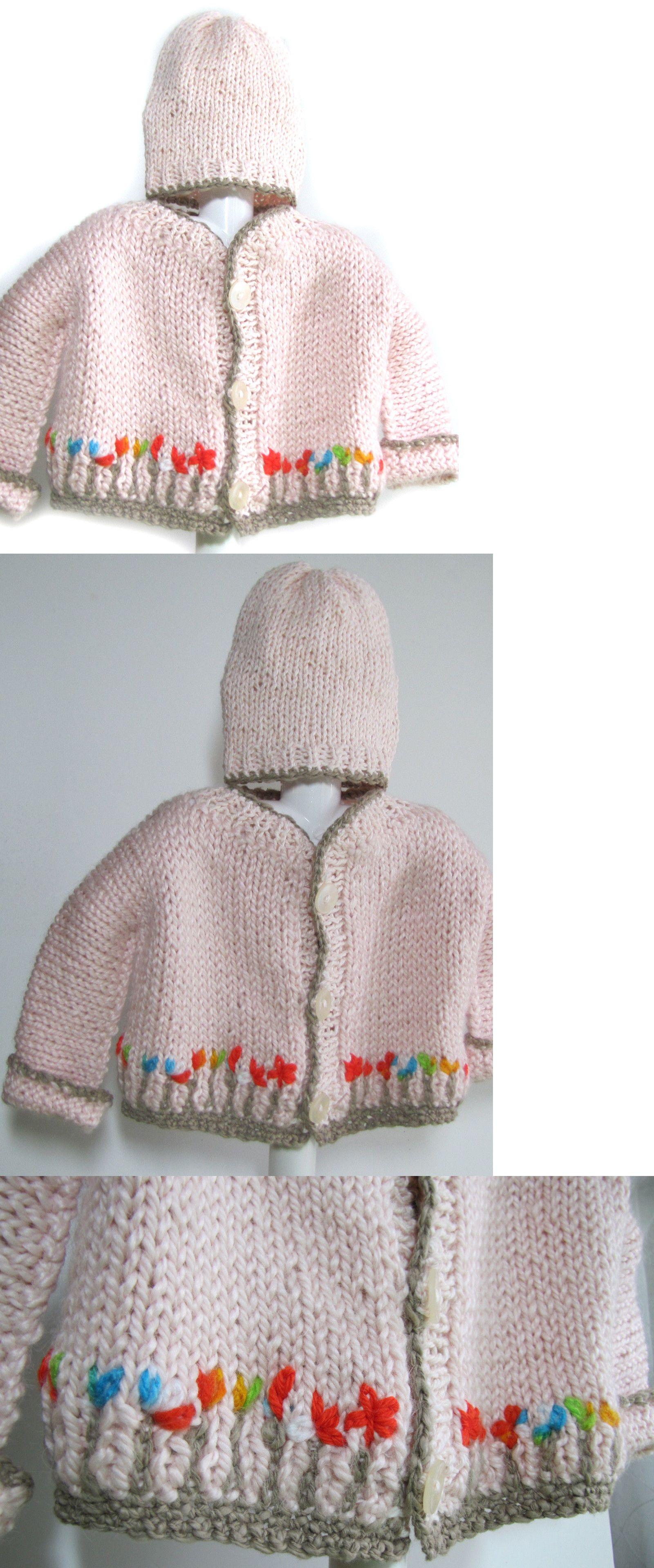 Other Newborn-5T Unisex 57875: New Kss-Sw-090 Handmade Light Pink ...