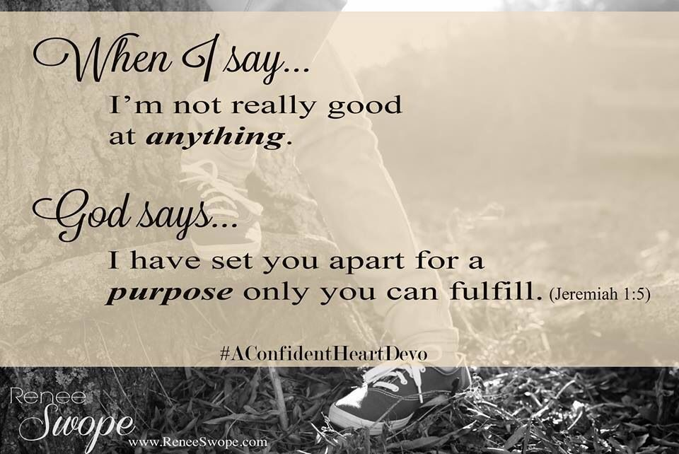What God says matters more