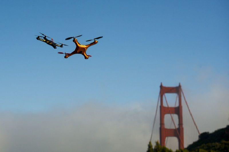 Nanoradar system for UAVs collision avoidance set for 2016