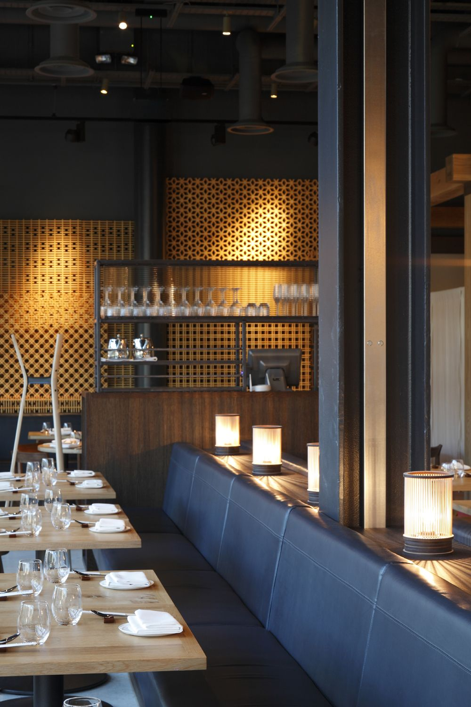 Japanese Restaurant Facade