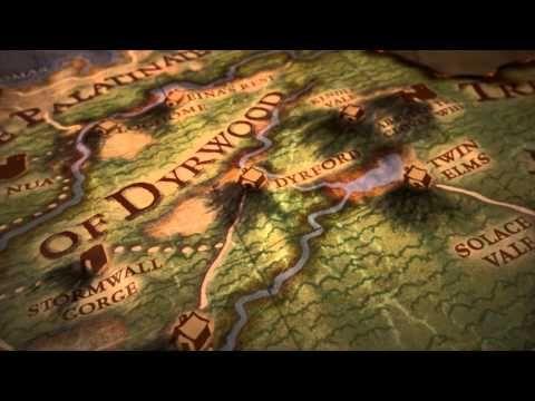 Pillars Of Eternity Release Trailer - YouTube