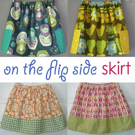 free girls skirt patterns to sew | kids patterns sewing 4 comments ...
