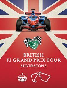 British Grand Prix Posters Google Search Vintage Motor Racing - Minimal formula 1 posters jason walley