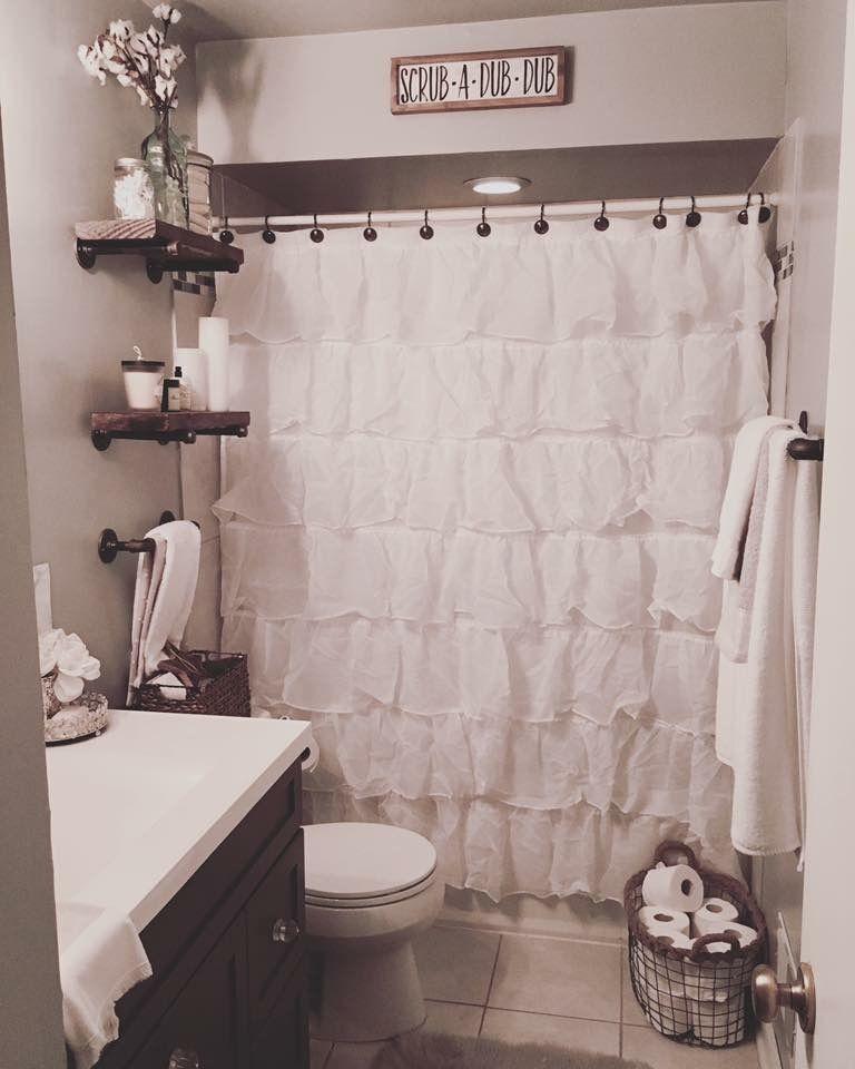 Instagram Cassandra Corabi Farmhouse Bathroom Decor Bathroom