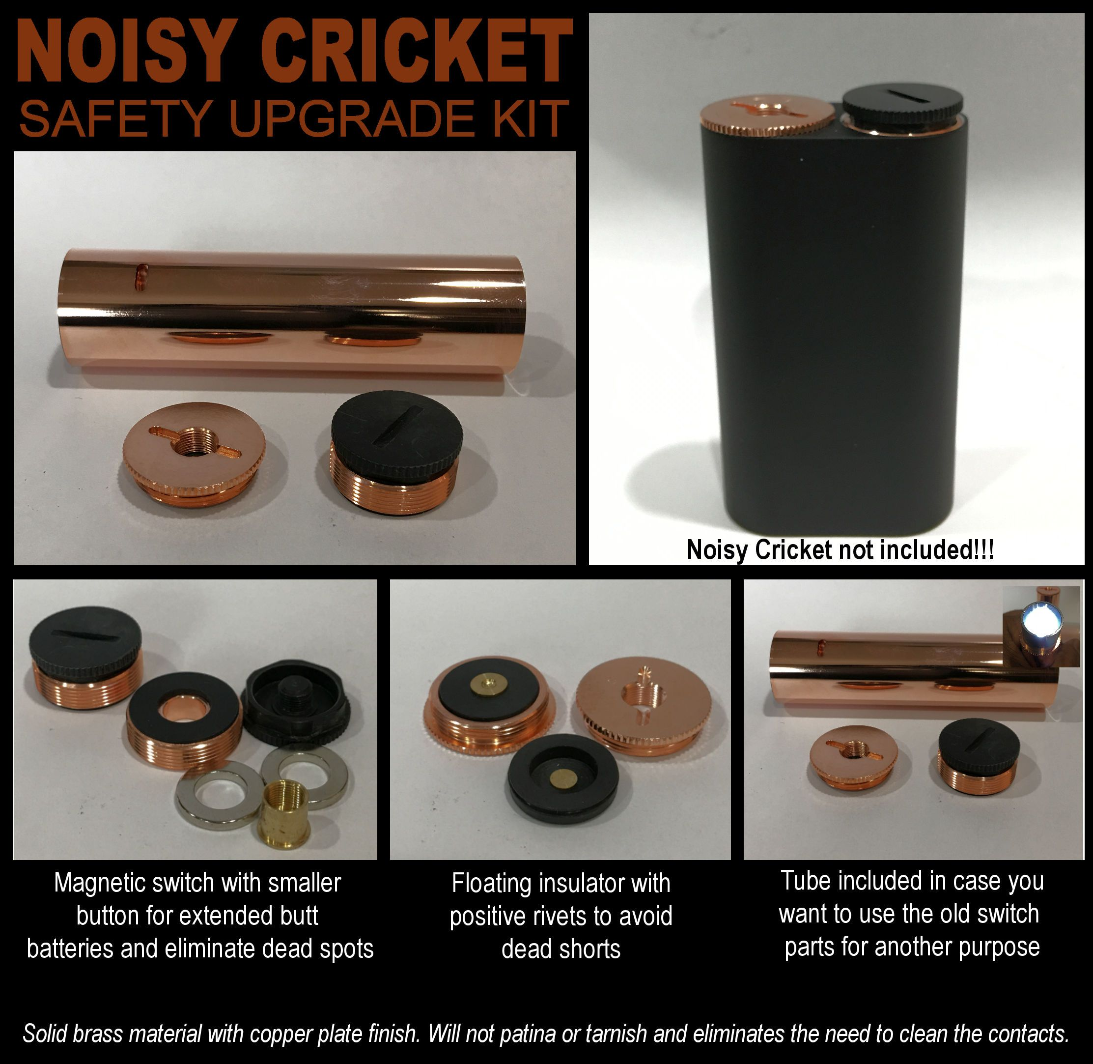 Noisy Cricket~Upgrade Kit