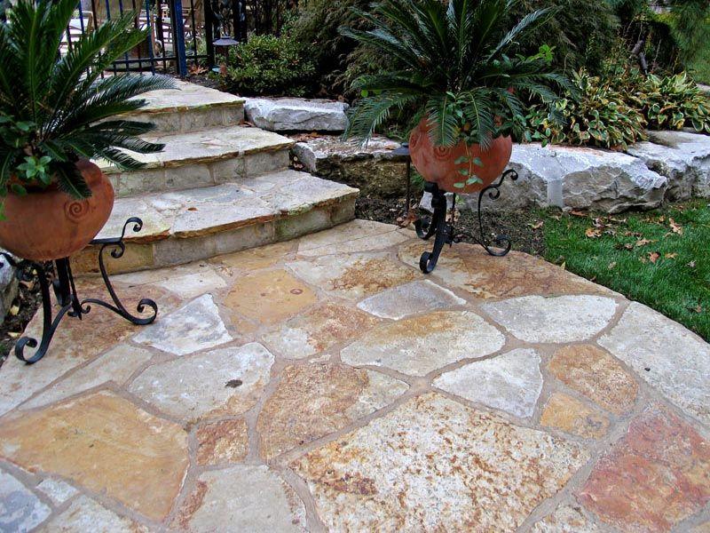Earth And Wood Patio Paver Stone | Garden Path | Canton Akron Hudson Norton  Ohio
