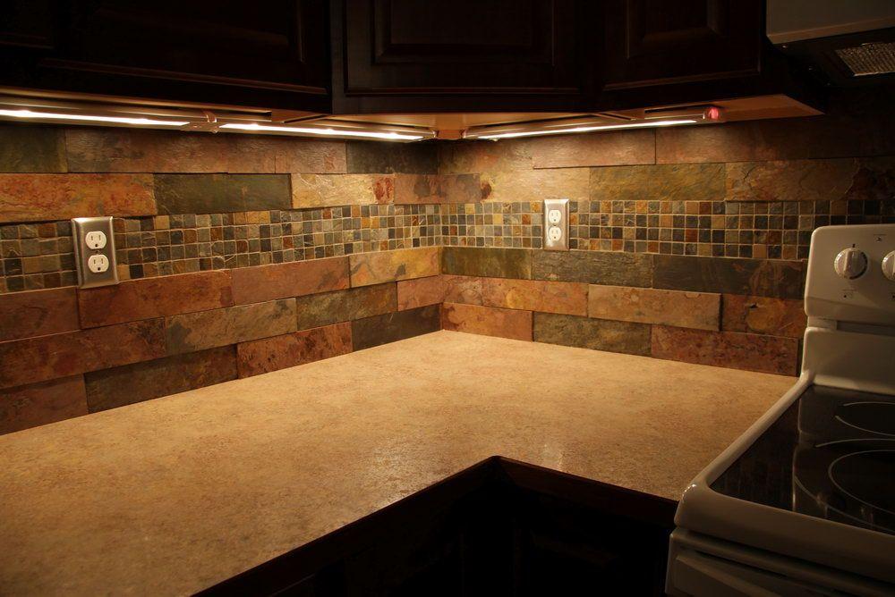 Slate Countertops For Your Bathroom and Kitchen | Slate, Slate ...