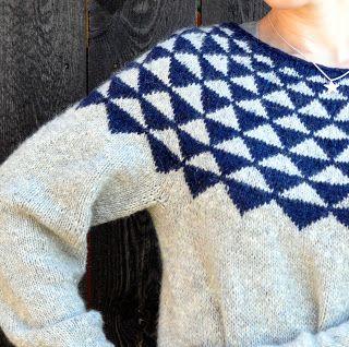 Bunting sweater