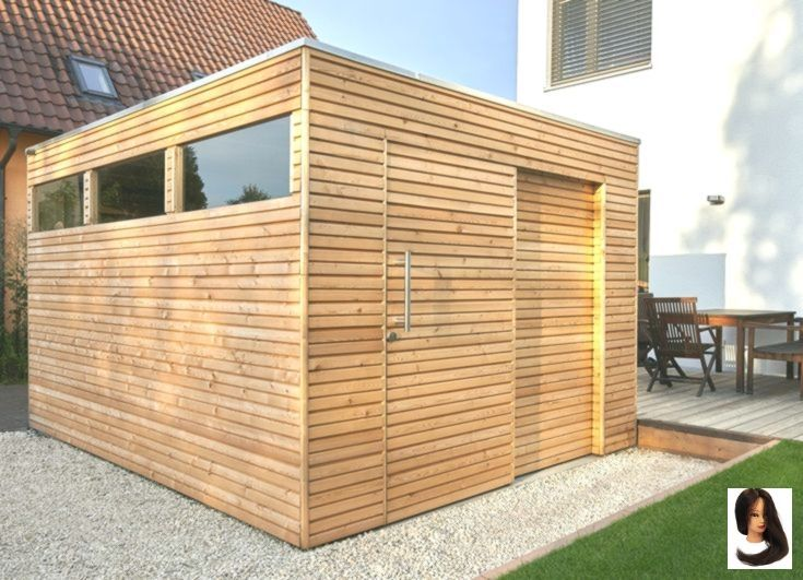 Pin Von Furniture Auf Gartenhaus In 2020 Design Gartenhaus Flachdach Gartenhaus Gartenhaus Holz Flachdach