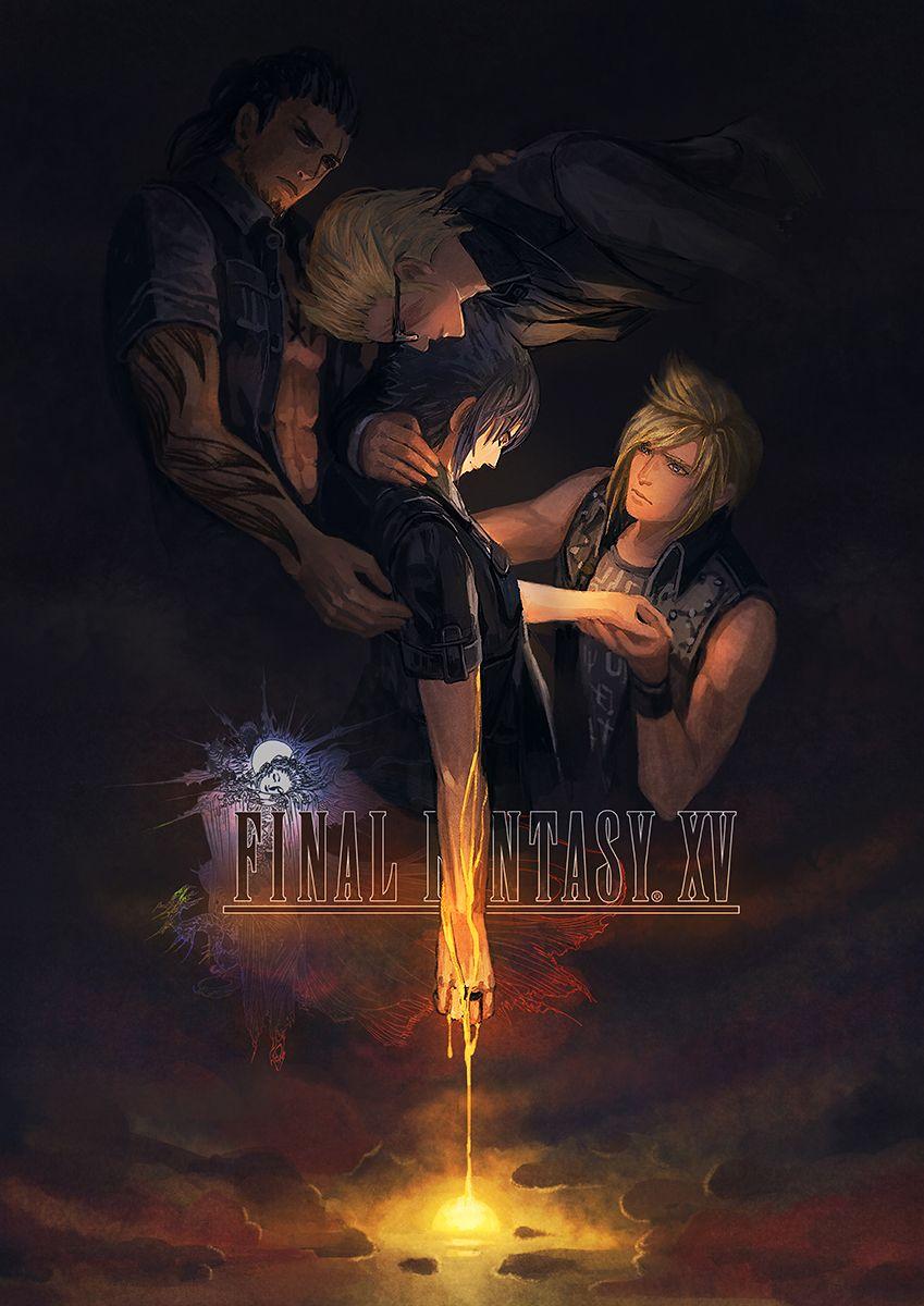 Ffxv Dawn Final Fantasy Final Fantasy Artwork Final Fantasy Art