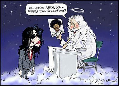 MJ+at+the+pearly+gates.jpg (400×292)