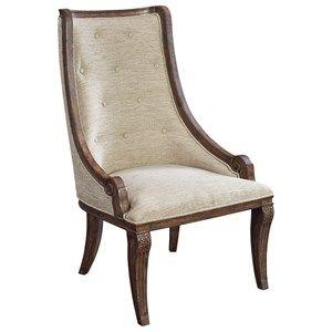 Thomasville 174 Casa Veneto Stella Upholstered Side Chair