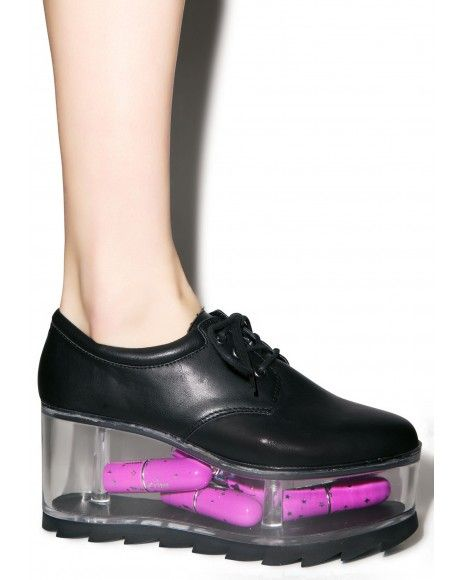Y.R.U. Shoes - Platform Sneakers, Boots