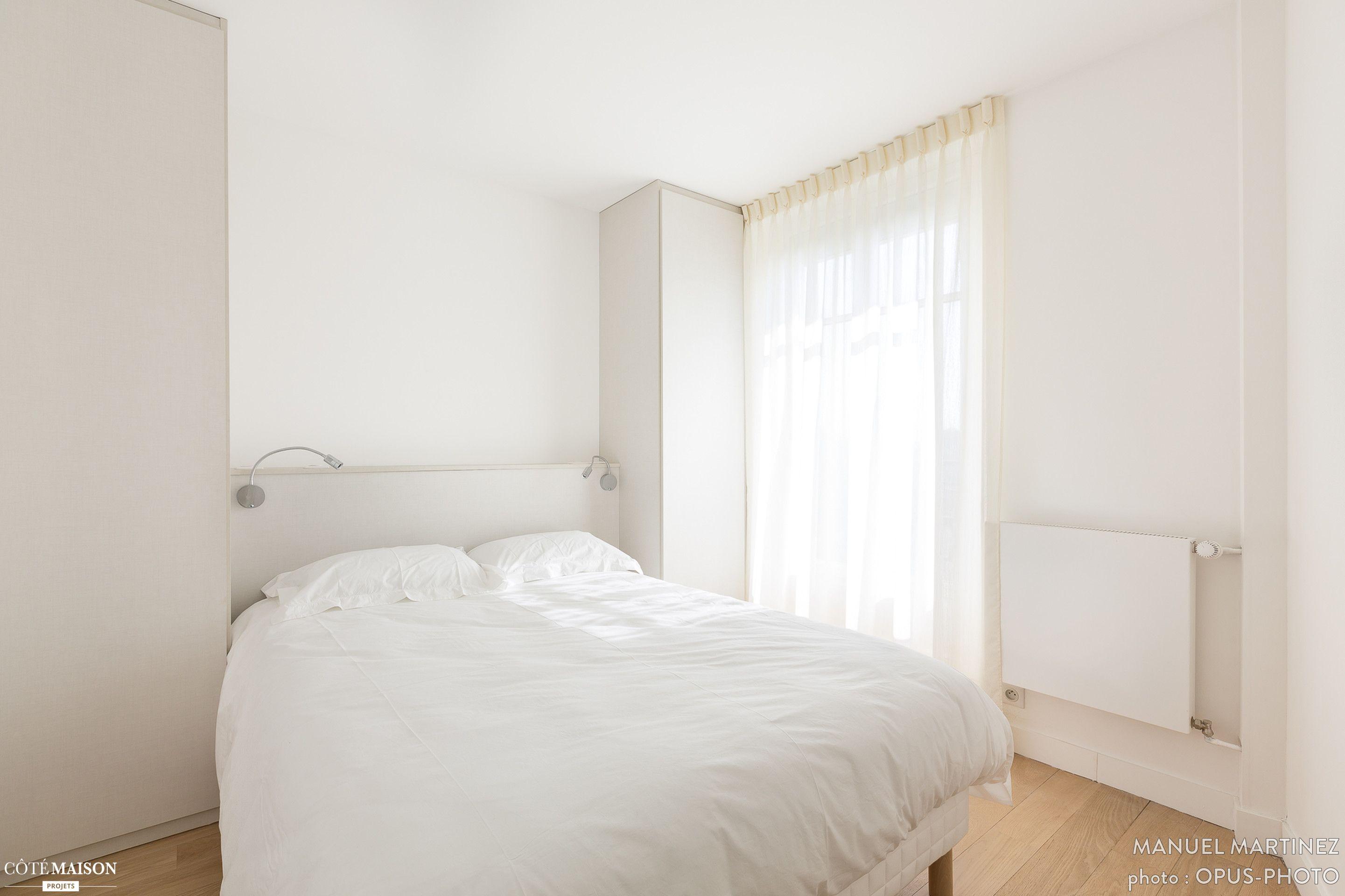 Une chambre avec une ambiance saharienne ou le sable de la peinture