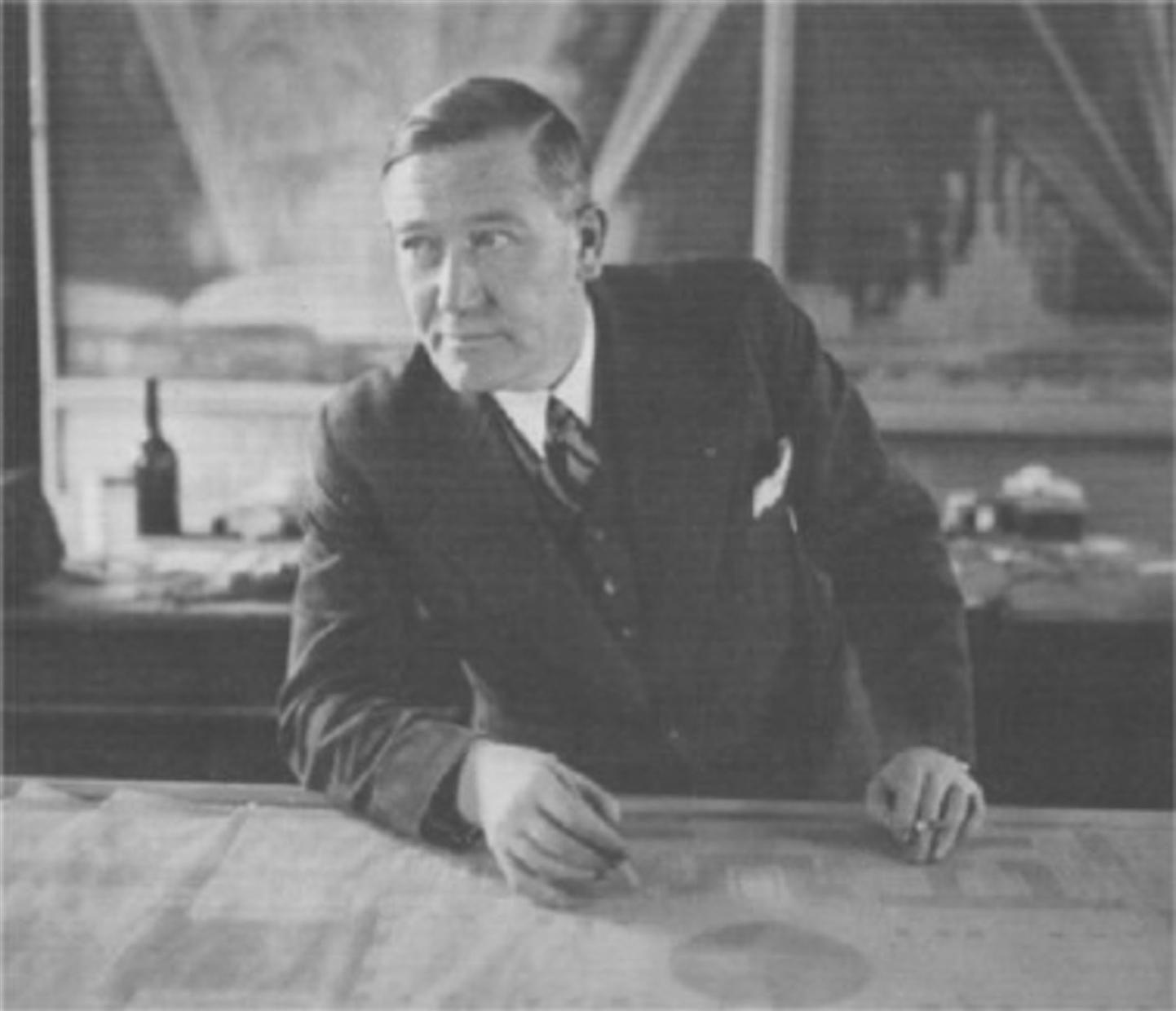 Jan Wils Dutch Architect Alkmaar 22 Februari 1891 Den Haag  # Muebles Den Haag