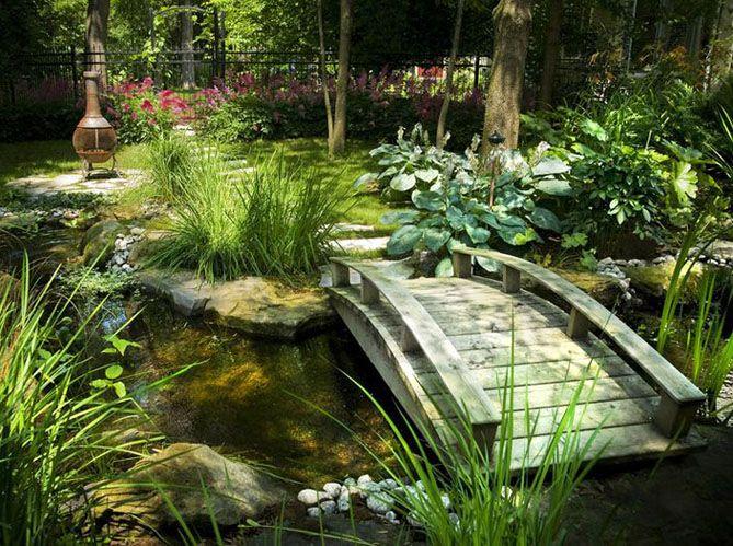 Les 5 secrets d\'un jardin japonais - Elle Décoration | Les lieux ...