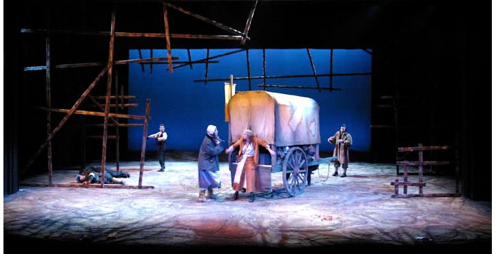 Watch Mother Courage and Her Children Full-Movie Streaming