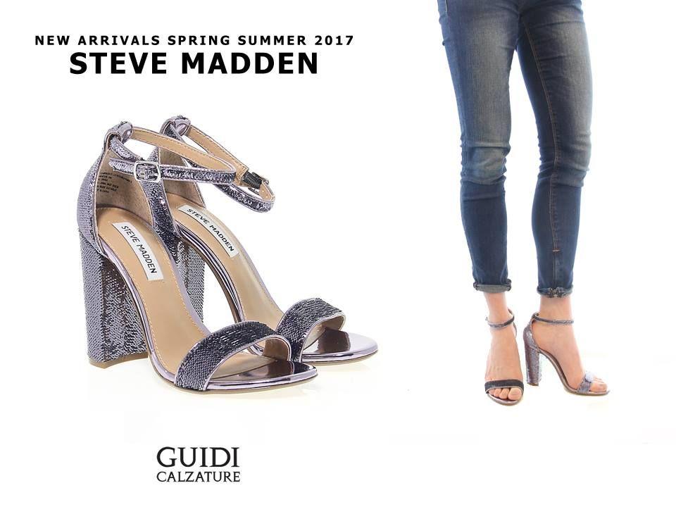 adbbd3cf19d US  151.20 - STEVE MADDEN - High heel sandals in leather
