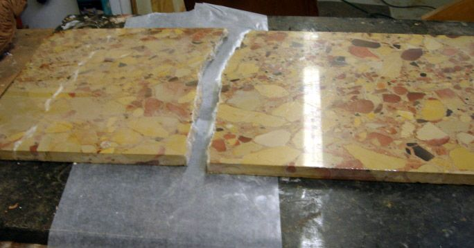 Repair Broken Marble Repair Cracked Marbles Marble