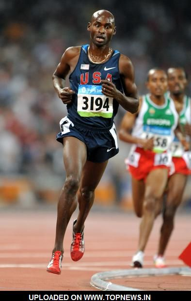 Bernard Lagat 1500m, 3000m, 5000m.