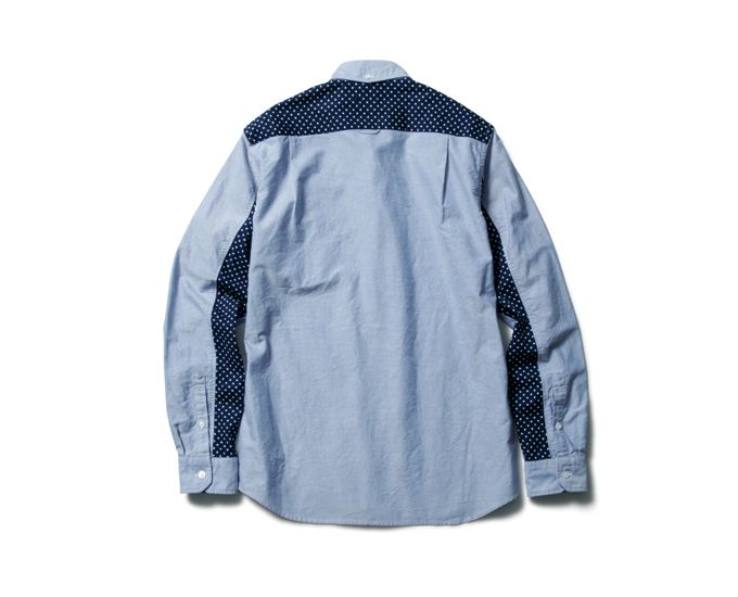 SOPHNET. | PRODUCT | STAR PANEL B.D SHIRT